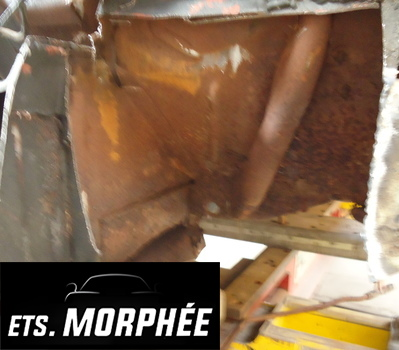 Ets morphée - Réalisations